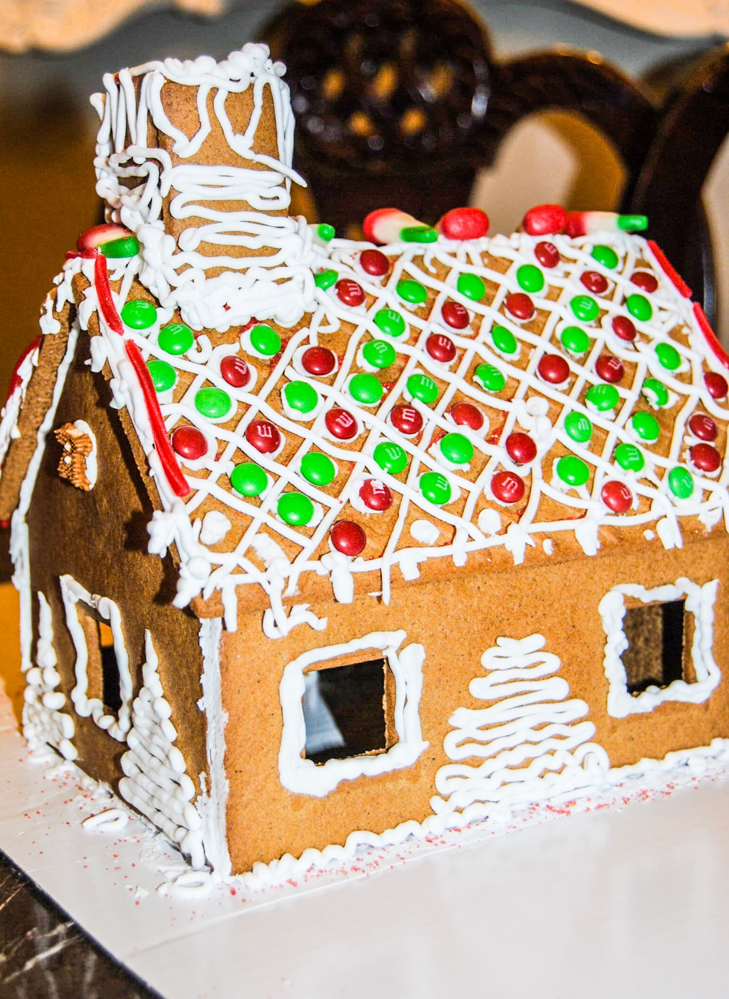 Gingerbread House Icing The Everything Housewife Com