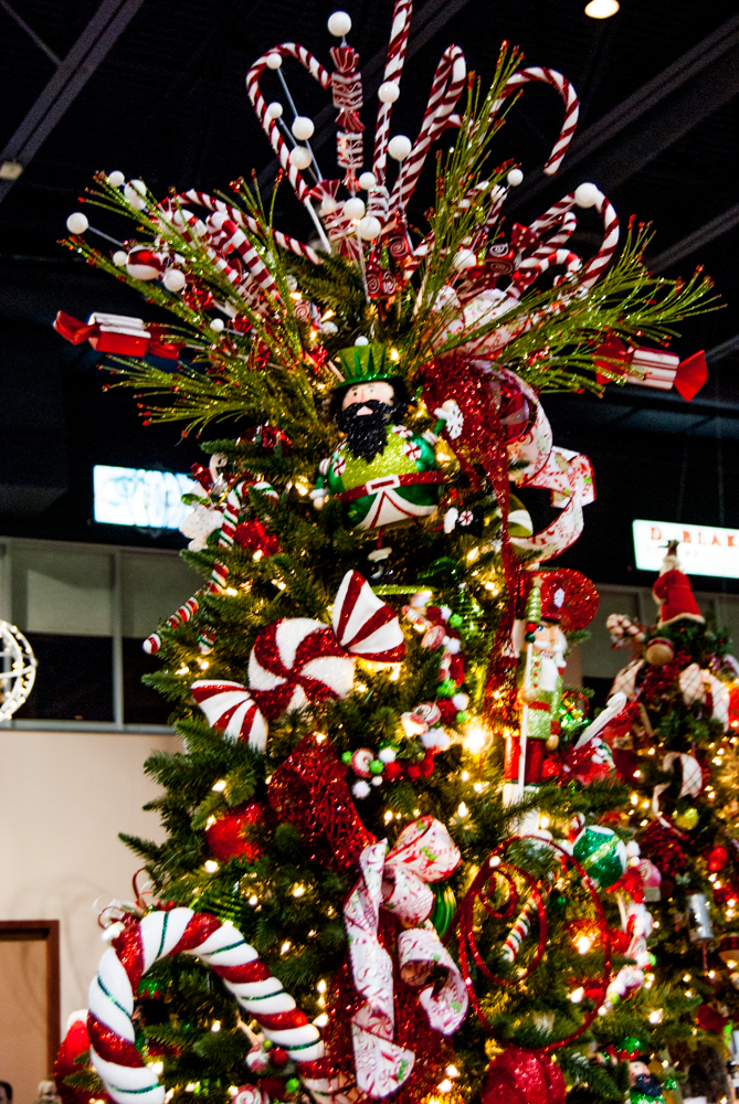 2017 Christmas Tree Decorating Ideas