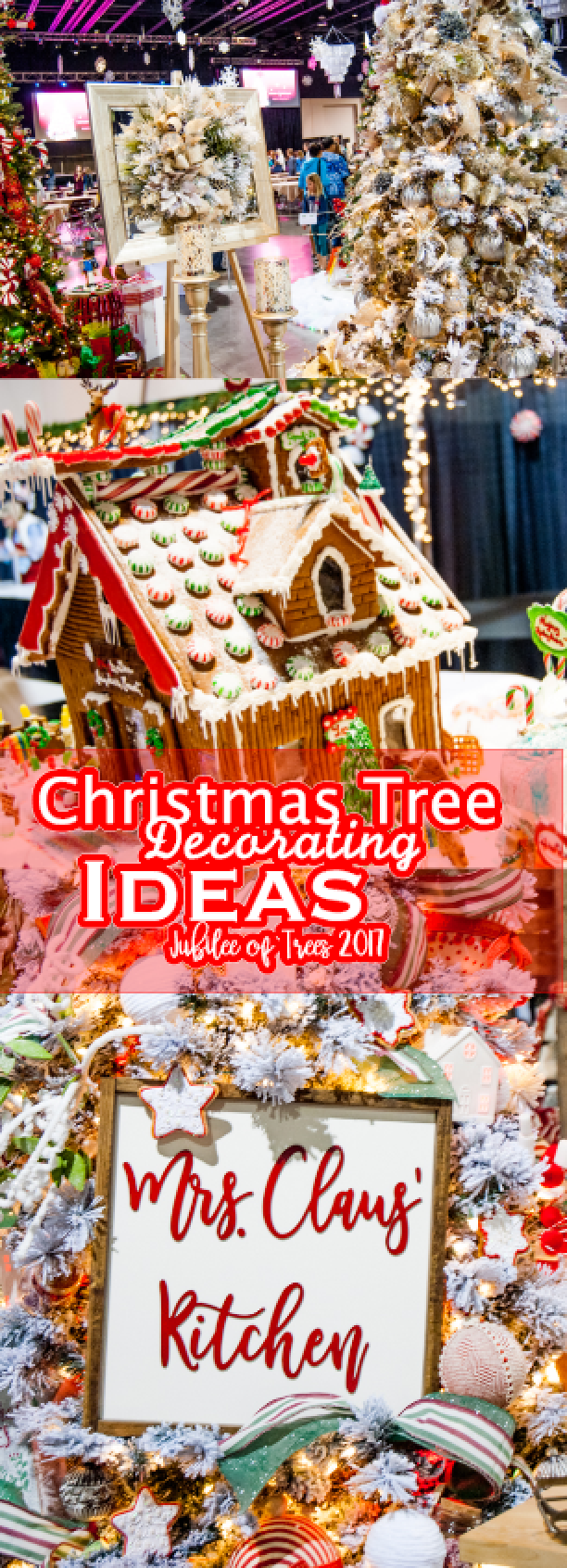 Christmas Tree Decorating Ideas-Jubilee of Trees 2017 ...