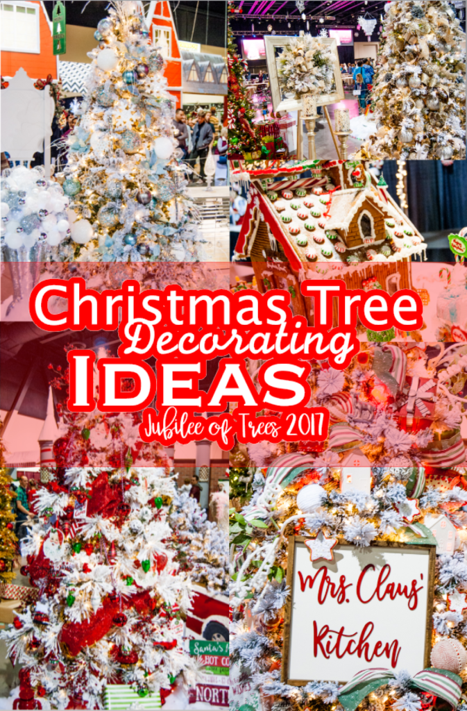 christmas tree decorating ideas jubilee of trees 2017 the everything. Black Bedroom Furniture Sets. Home Design Ideas